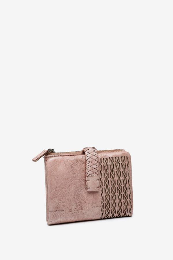 billetero rosa luxury